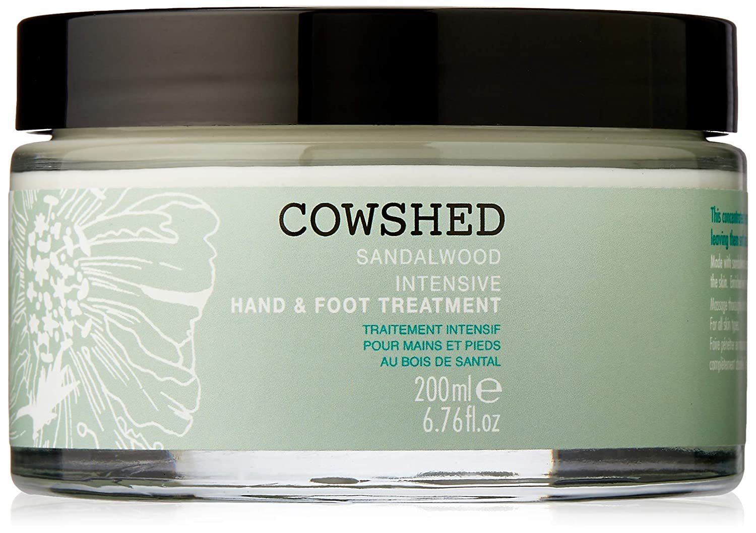 Cowshed - Sandalwood Intensive Hand & Foot Treatment - 200ml/6.76oz