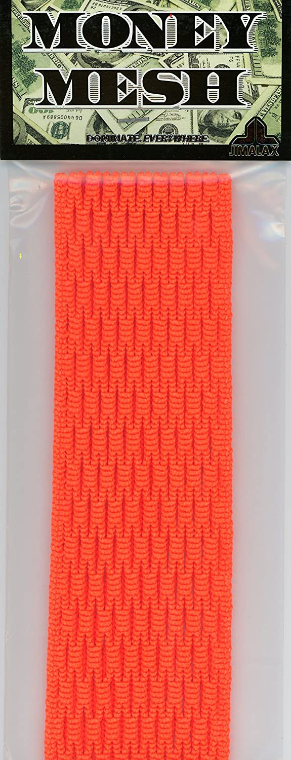 Jimalax Lacrosse Money Mesh Attack Mesh Assorted Colors