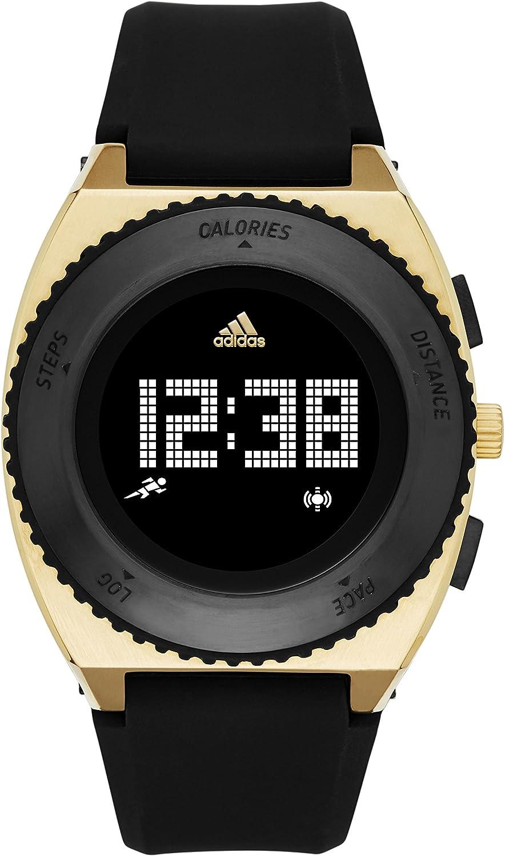 adidas Performance Reloj Digital para Hombre de Cuarzo con Correa en Silicona ADP3190: Amazon.es: Relojes