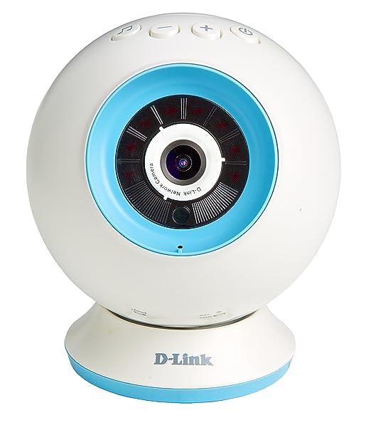 84 opinioni per D-Link DCS-825L EyeOn Baby Monitor Wi-Fi con Mydlink Cloud, Risoluzione HD, Slot