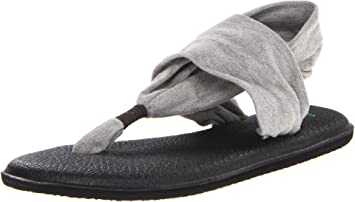 767a458b99bc Image Unavailable. Image not available for. Color  Sanuk Women s Yoga Sling  2 Flip Flop ...