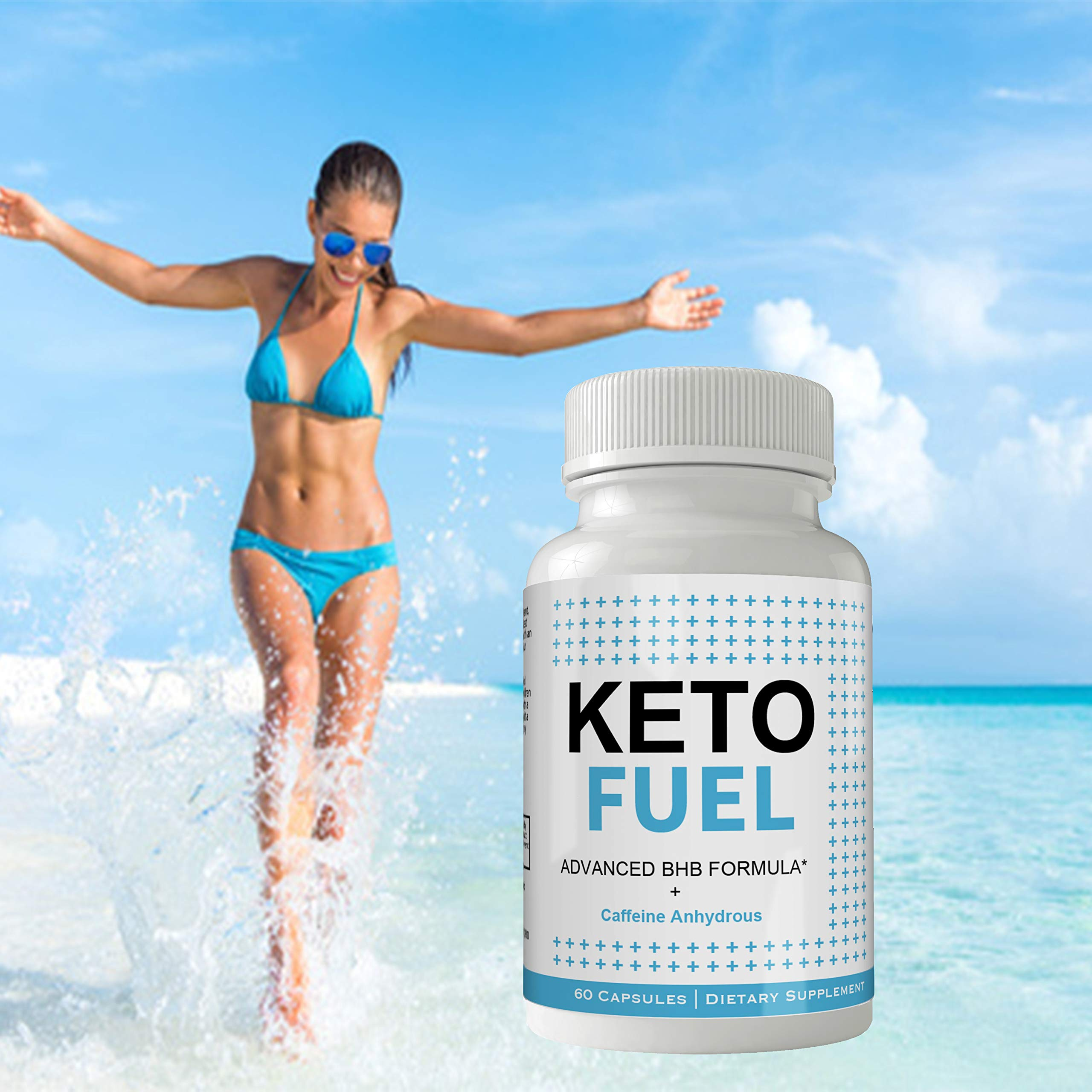 Keto Fuel Weight Loss Pills Advance Weight Loss Supplement Appetite Suppressant Natural Ketogenic 800 mg Formula with BHB Salts Ketone Diet Capsules to Boost Metabolism, Energy and Focus by nutra4health LLC (Image #4)