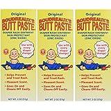 Boudreaux's Boudreaux's Butt Paste, Diaper Rash Ointment, Tube 2 oz (Quantity of 3)
