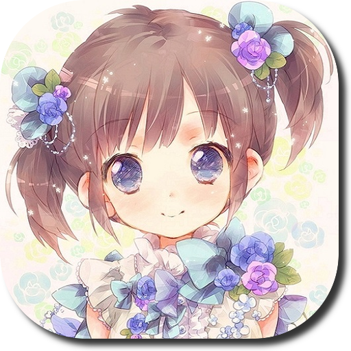 Anime Comics Games - Anime Girl Complete Cute TV Manga Woman