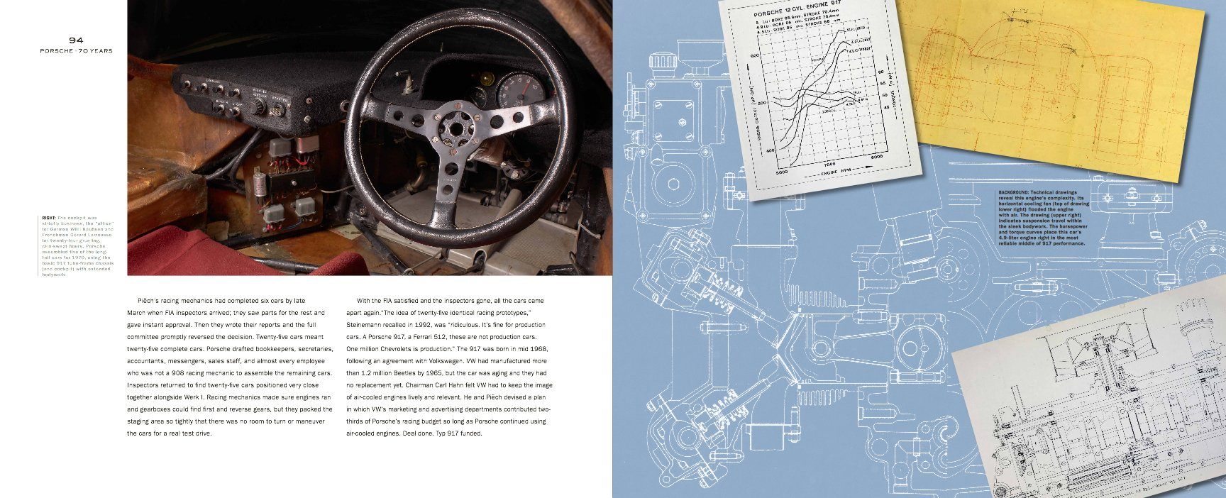Porsche 70 Years There Is No Substitute Randy Leffingwell Engine Cooling Diagram 9780760347256 Books