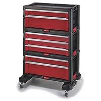 Keter 221482 Servante à outils avec 7 tiroirs