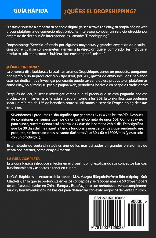 El Negocio Perfecto: El dropshipping - Guia Rapida -: Introducción ...