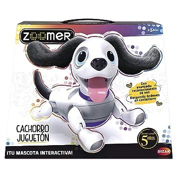 Zoomer - Cachorro Juguetón (Bizak, 61924434)