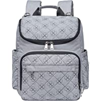 Cateep Smart Organized Travel Baby Diaper Backpack