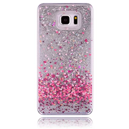 best sneakers 151cd 53292 Rosepark Note 5 Case, Galaxy Note 5 Case, (TM) Creative Design Flowing  Liquid Floating Luxury Bling Glitter Sparkle Stars Hard Case for Samsung  Galaxy ...