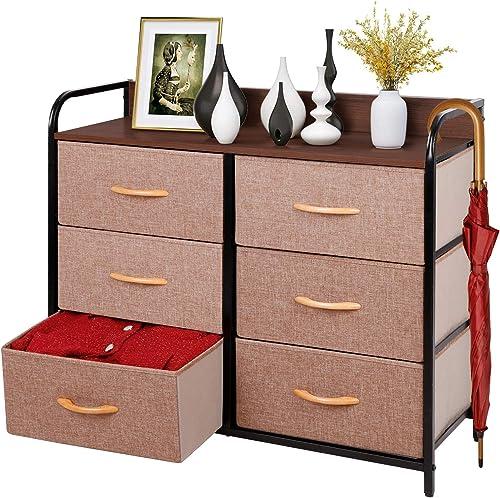 Editors' Choice: 6 Drawer Dresser Bedroom Dresser
