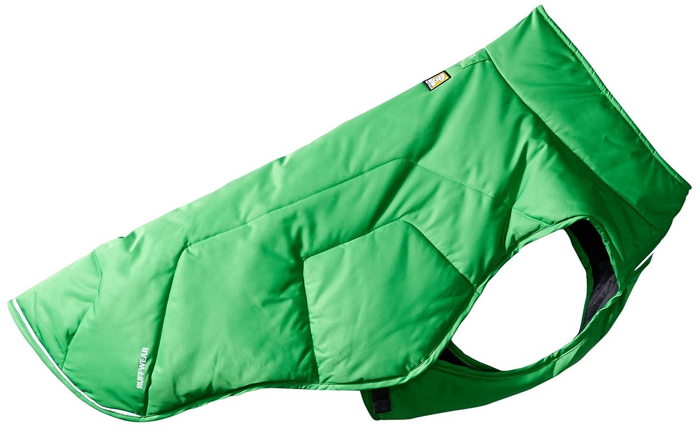 Ruffwear Veste isolante pour chien, Imperméable et coupe-vent, Chiens de petite taille, Taille: S, Gris (Twilight Grey), Quinzee, 05601-025S