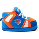 Sleeper'z – Chaussons officiels NBA New York Knicks – Adulte unisexe - Homme et Femme