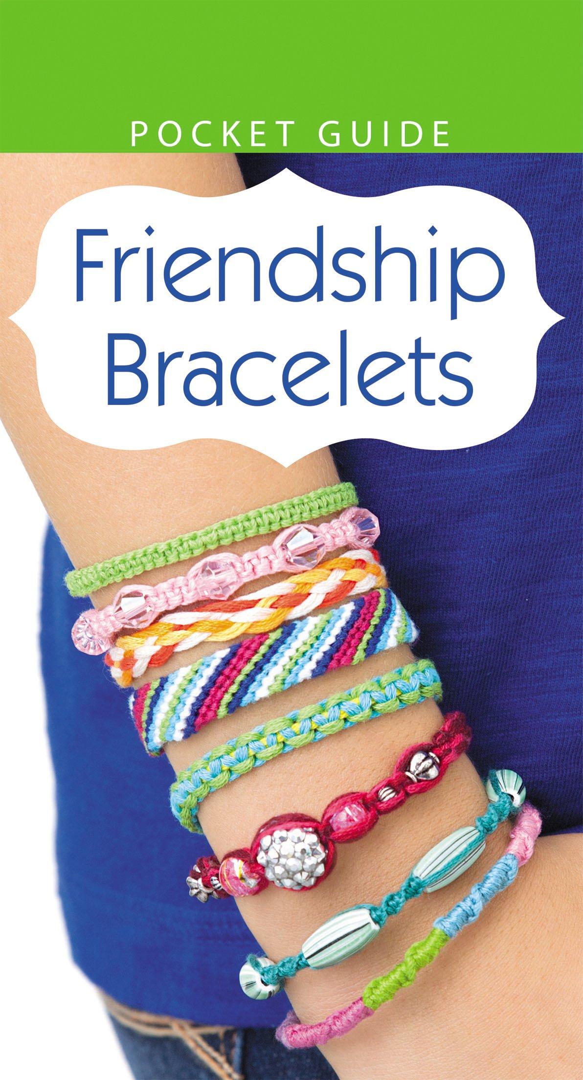 Friendship Bracelets: Pocket Guide (Pocket Guides) (Pocket Guides (Leisure Arts)) ebook