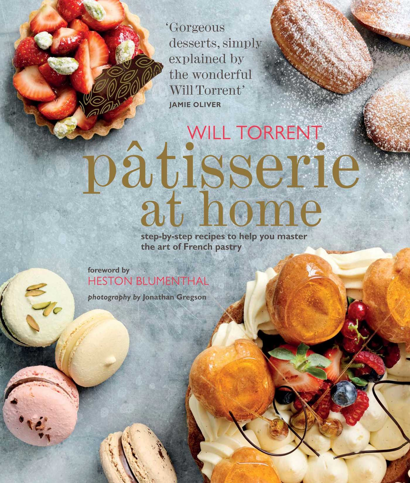 Patisserie Home Step step recipes product image