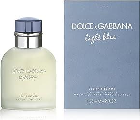 D & G Light Blue By Dolce & Gabbana For Men Eau De Toilette Spray,