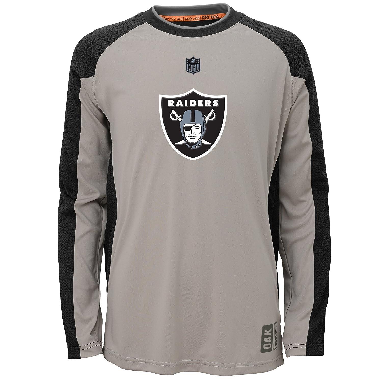 【返品交換不可】 NFL B00SOXN0JS Oakland Sleeve Raiders Covert Long Long Sleeve Top XL B00SOXN0JS, W@_楽器:4cc38427 --- a0267596.xsph.ru