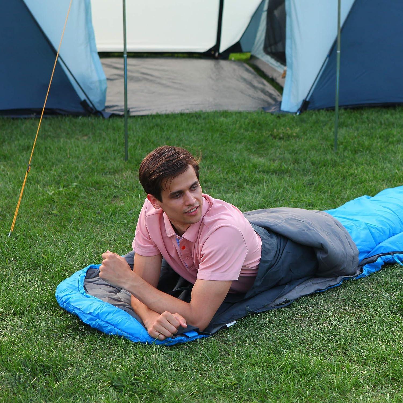 KingCamp Baumwolle Mumien H/üttenschlafsack Schlafsack Inlett F/ür Camping Reisen