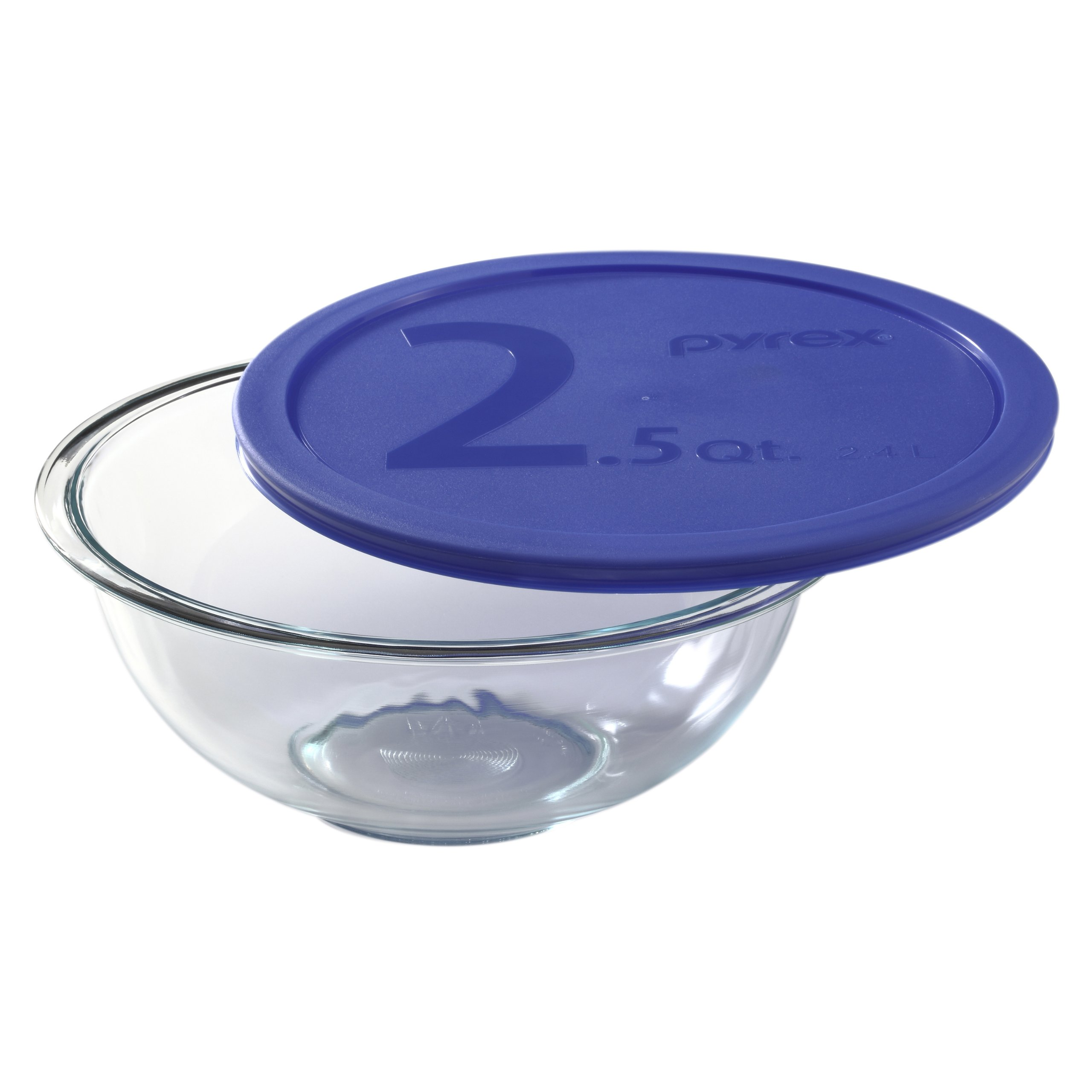 Pyrex Smart Essentials 2.5-Quart Glass Mixing Bowl