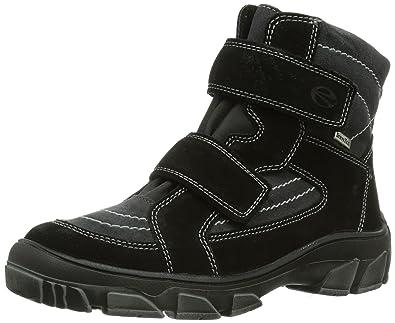 126f4225dd0a6 Richter Boys Shoes 7331.421.9901 Black/Steel/Rock 9 UK Child, 27 EU ...