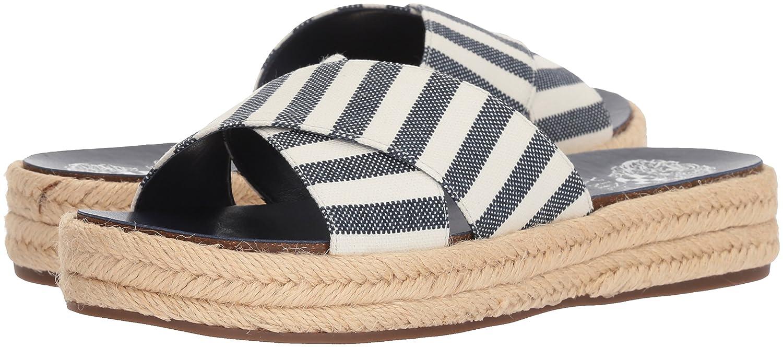 170b19aa611 Amazon.com  Vince Camuto Women s Carran Slide Sandal  Vince Camuto  Shoes