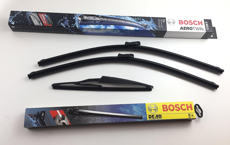 Bosch Wischerblätter Scheibenwischer Set Vorne Links Rechts Hinten E Klasse S212 Ab 03 2014 Auto