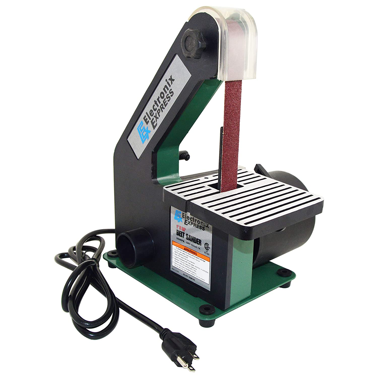 EX ELECTRONIX EXPRESS Mini 1 x 30 Belt Sander 3400 RPM