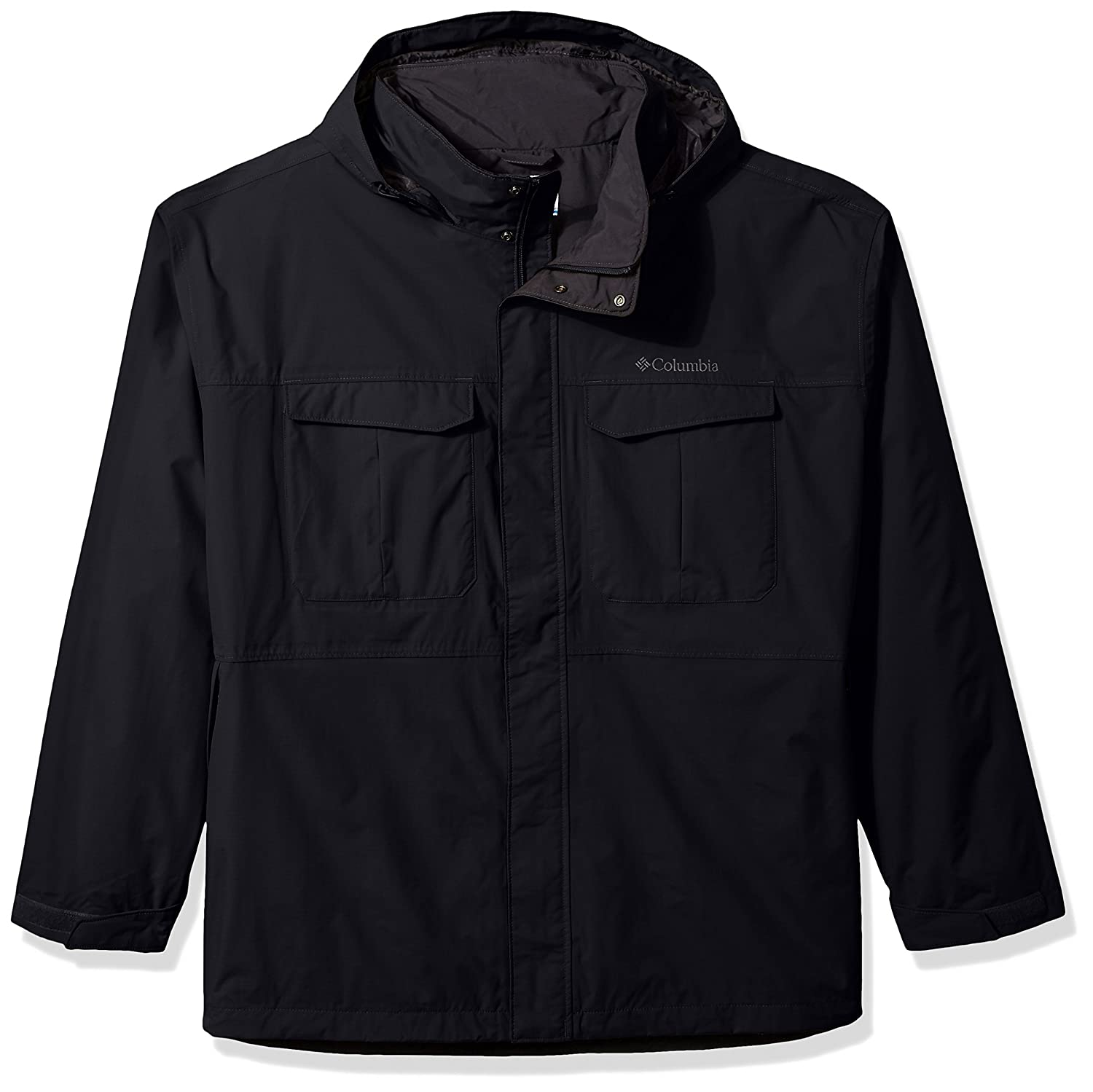 Sporting Goods Columbia Mens Big-Tall Dr.Downpour Jacket Columbia