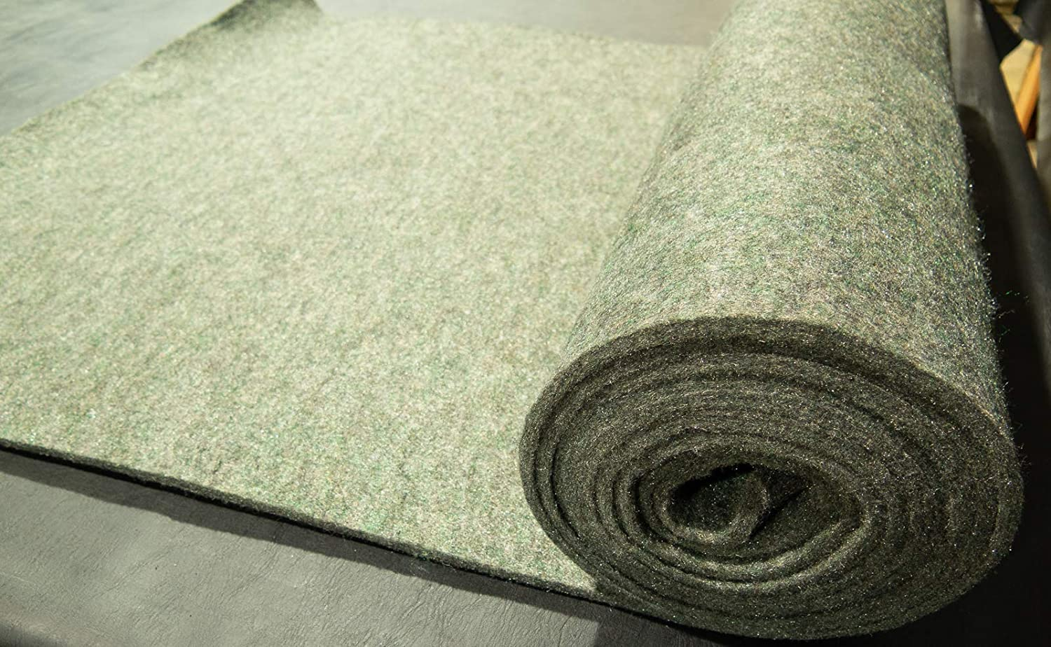 Bry-Tech Furniture1 Automotive Jute Carpet Padding 40 oz 36 Wide by 25 Yards goes Under Carpet in Cars and Trucks