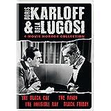 Boris Karloff & Bela Lugosi 4-Movie Horror Collection