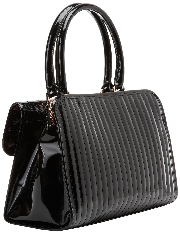 74105f078f Ted Baker Mardun - Black - O S  Amazon.co.uk  Luggage