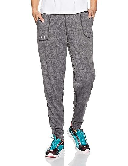 ab8604d2 Amazon.com : Under Armour Women Tech Pants Solid : Clothing