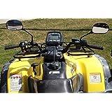 Rearview Mirrors Fit ATV's such as Polaris, Honda, Suzuki, Kawasaki, and Yamaha