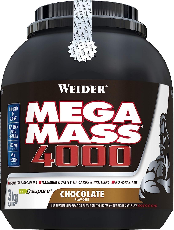 Weider Mega Mass 4000 Chocolate - 3000 gr