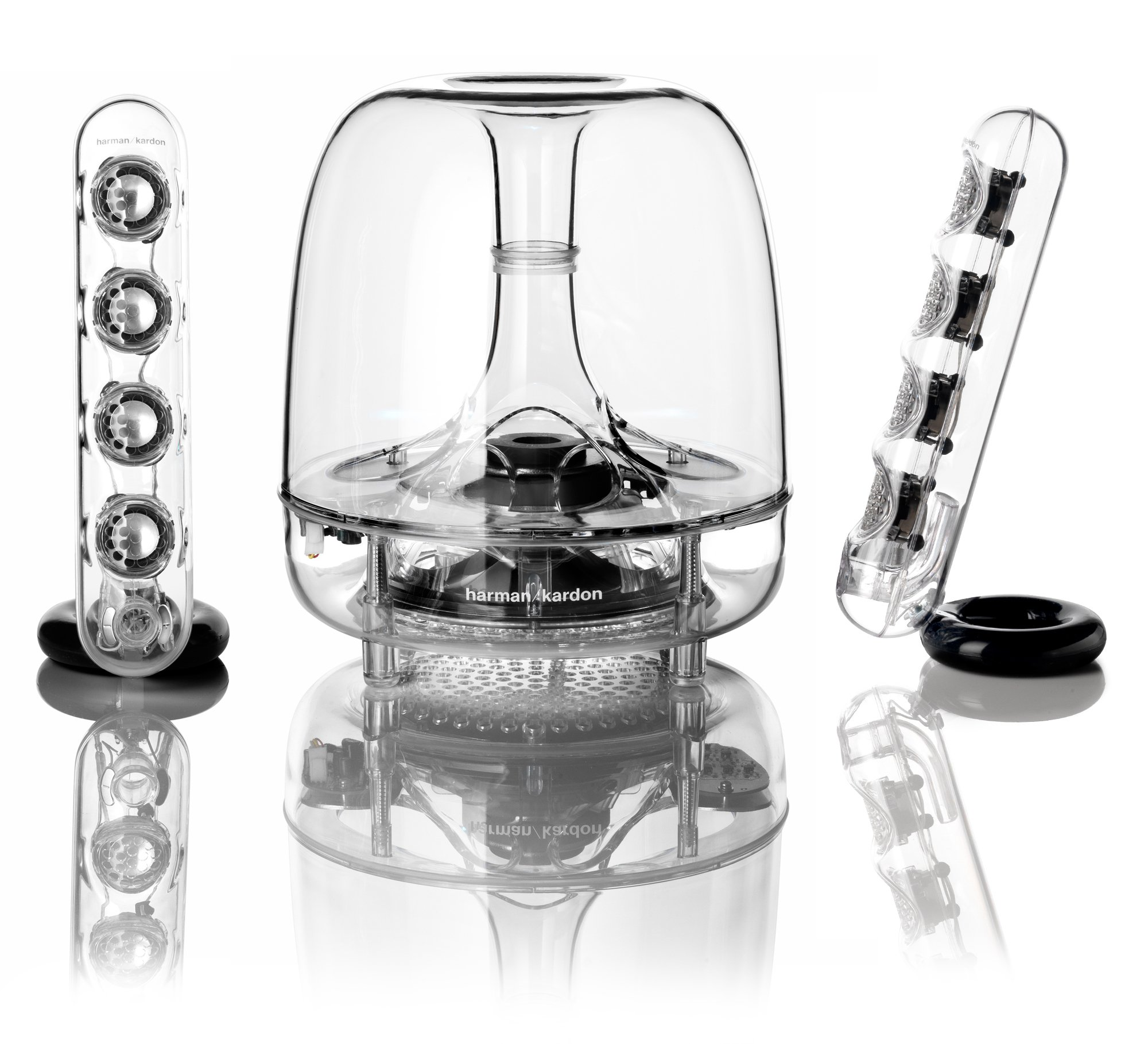 Harman Kardon Soundsticks III 2.1 Channel Multimedia Speaker System with Subwoofer