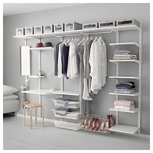 IKEA Algot - pared vertical / estante / gancho triple de ...