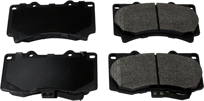 Monroe FX1159 ProSolution Semi-Metallic Brake Pad