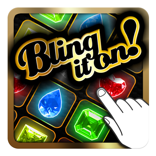 Bling It On! Attain gilt skills in this addictive gem match - Jewel Gilt