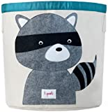 Amazon Price History for:3 Sprouts Storage Bin, Raccoon