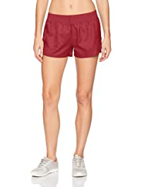 Soffe Womens Juniors Slick Short Short