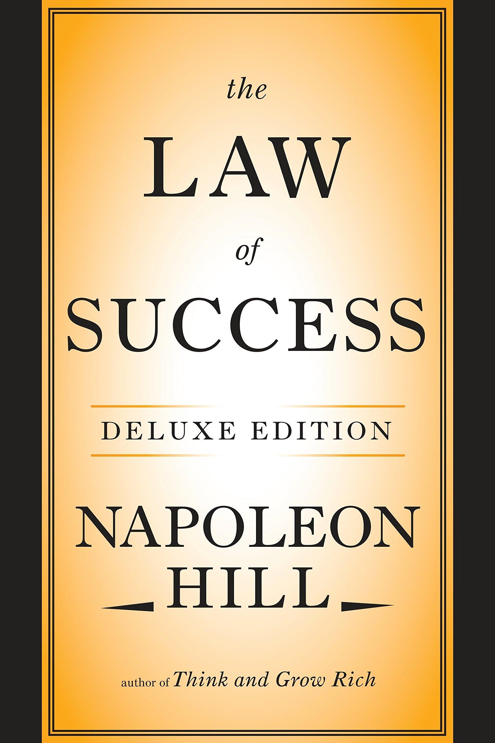 law of success summary