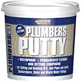 Everbuild Plumbers Putty 750gm 113