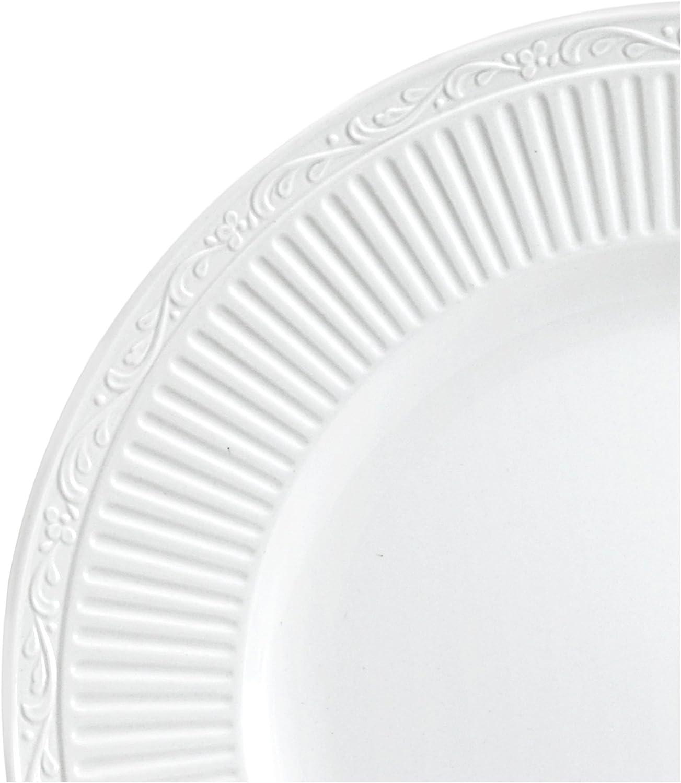 18 White Mikasa Italian Countryside Oval Platter