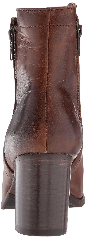 FRYE Women's Addie Double Zip Boot B01MY7266F 7.5 B(M) US Whiskey Oil Tanned Full Grain