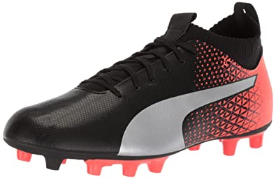 f4609bb6884 PUMA Men s Evoknit FTB FG Soccer Shoe