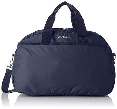 f4cea31240f81b Bensimon femme Sport Bag Sac bandouliere Bleu (Marine): Amazon.fr ...