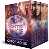 Love on the Edge Boxed Set: 4 Complete Paranormal Romance Books