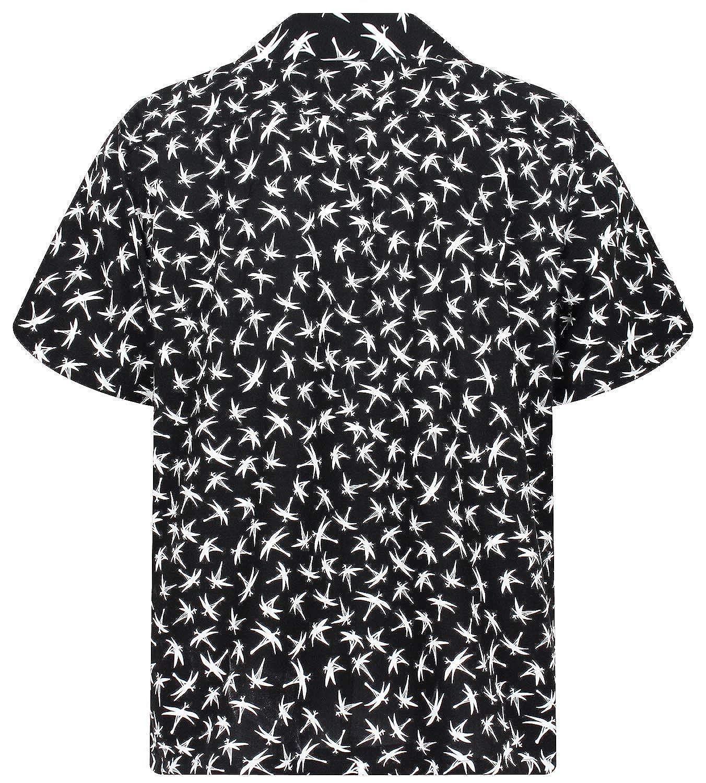 Disegni Differenti Tom Selleck Camicia Hawaiana Originale Magnum Made in Hawaii Paradise Found
