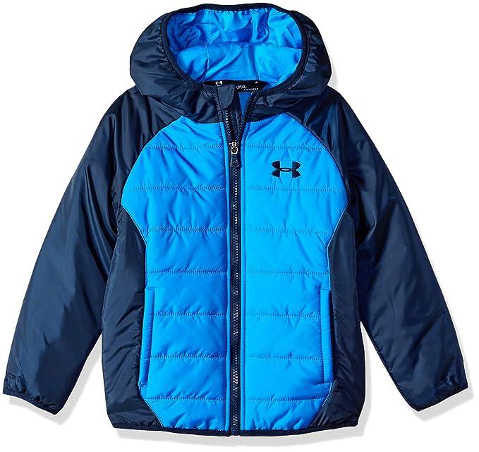 93f7c866 Under Armour Boys' Tuckerman Puffer Jacket: Amazon.ca: Clothing ...