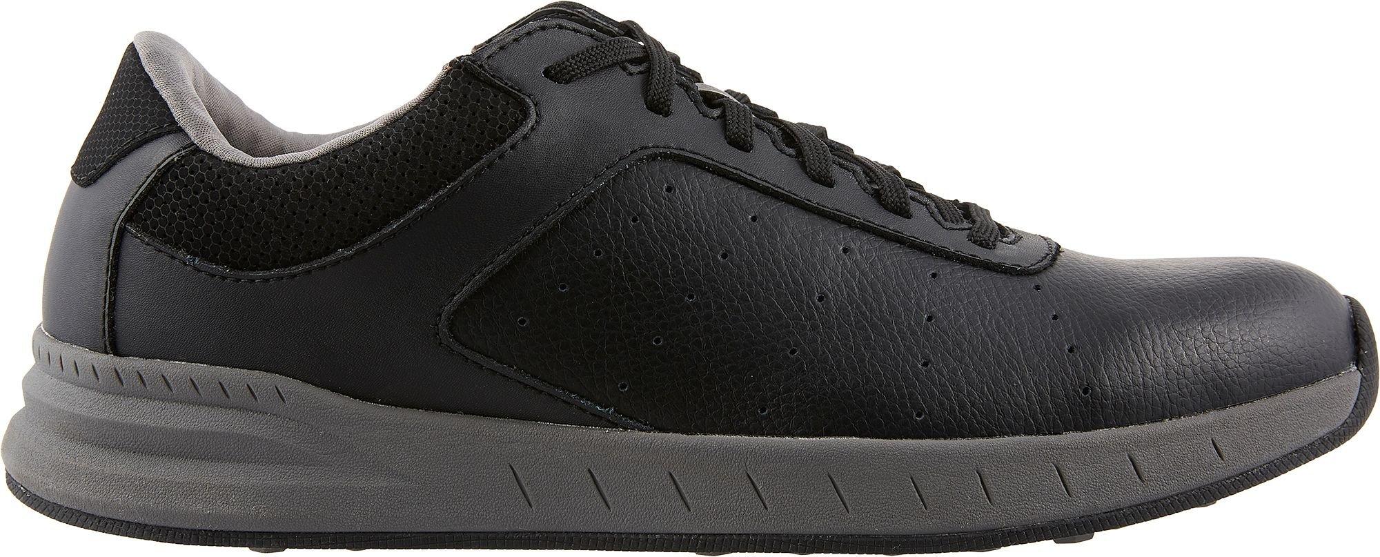 Walter Hagen Course Casual Golf Shoes (11-W, Black)
